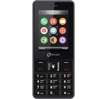 Телефон Senseit L208 Black