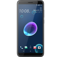 Смартфон HTC Desire 12 Cool Black